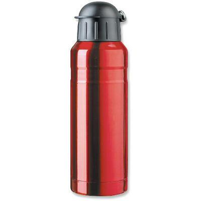 Isosteel Sportovní láhev 0,7 L red