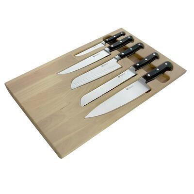 Maserin Faggio - set kuchařských nožů
