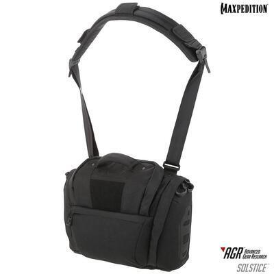 Maxpedition Solstice Camera Shoulder Bag Black