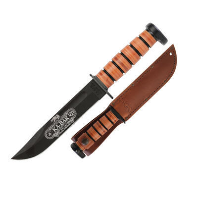 KA-BAR Dogs Head USMC 120 Years Aniversary