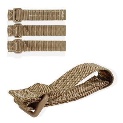 Maxpedition 3 tacTie Straps (4-pack) Khaki