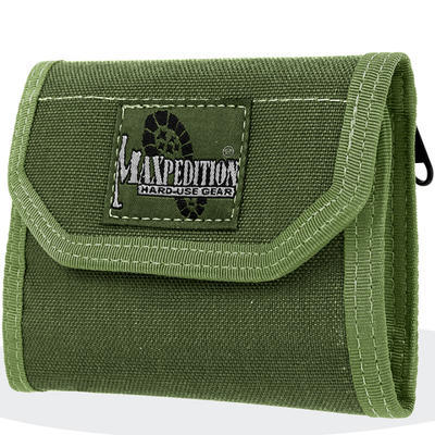 Maxpedition C.M.C Wallet Green