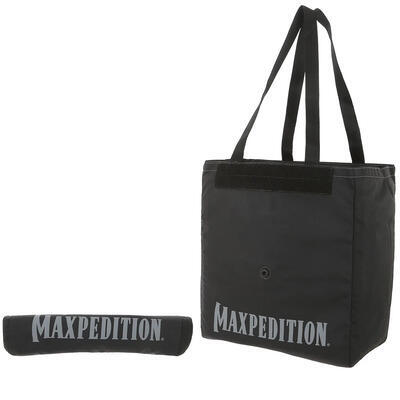 Maxpedition Roll-Up Tote Black