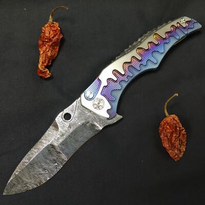 Brian Tighe Drip Tighe Custom Hand Made - 1