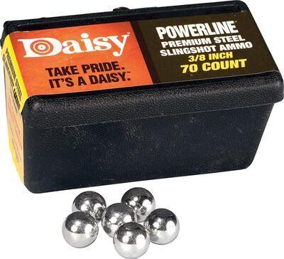 Daisy Střely do praku 9,67 mm - 70 ks