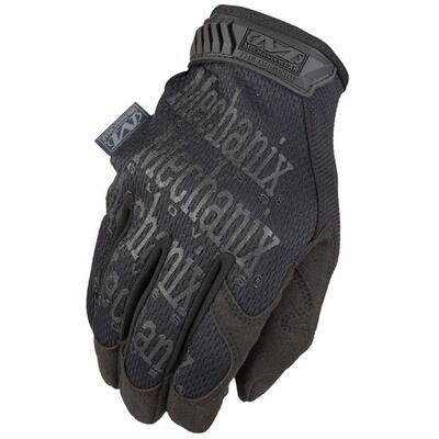 Mechanix TTA Original Glove Tactical Covert Black Large