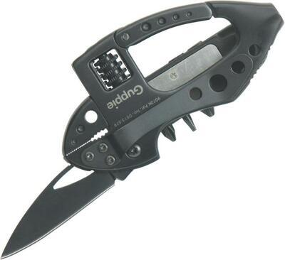 CRKT Guppie Tool Black - 1