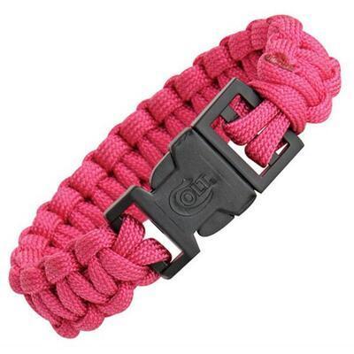 Colt Survival S.P.E.A.R. Bracelets Pink