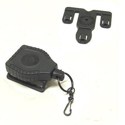 Vega Holster VH Carry Wire Multiporpose Rectractable Holder Black