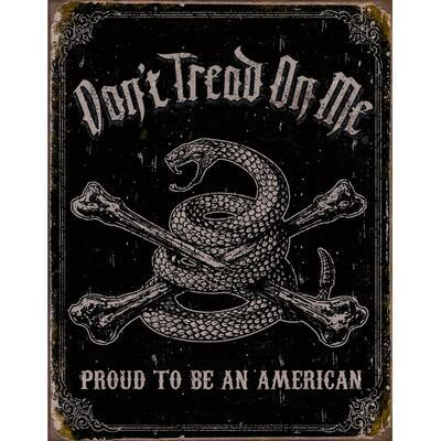 Tabule DTOM Proud American