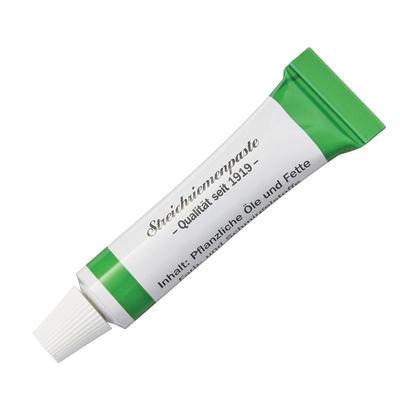 Tubenpaste Streichriemenpaste - leštidlo pro obtahování na kůži ZELENÉ
