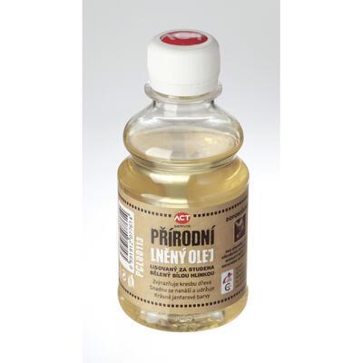 Lněný olej 180ml