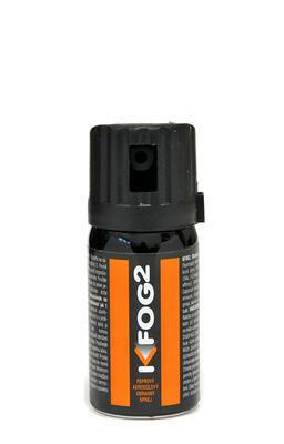 K-Fog 2 40 ml Pepřový obranný sprej