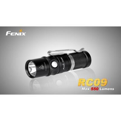 Fenix RC09 550Lum.
