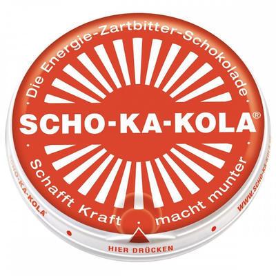 Scho-Ka-Kola Klasik (plechovka 100g) - 1