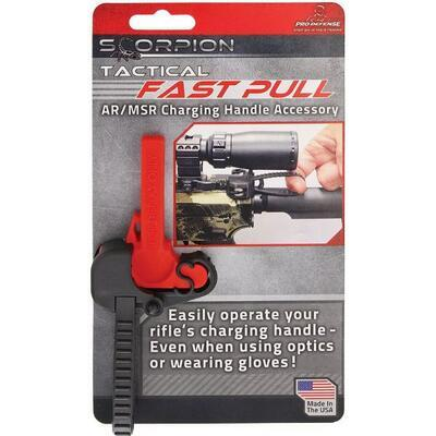 Scorpion Tactical Fast Pull Natahovací Madlo pro AR-15