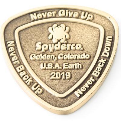 Spyderco Coin 2019