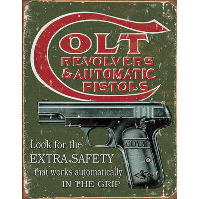 Tabule Colt Extra Safety
