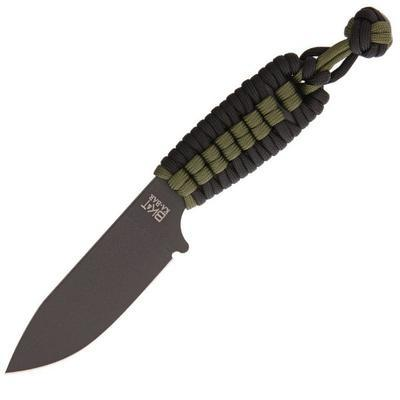 Ka-Bar BK&T Becker ESKabar Black/Olive Drab Paracord Wrap