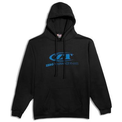 Zero Tolerance Hoodie ZT Logo Large