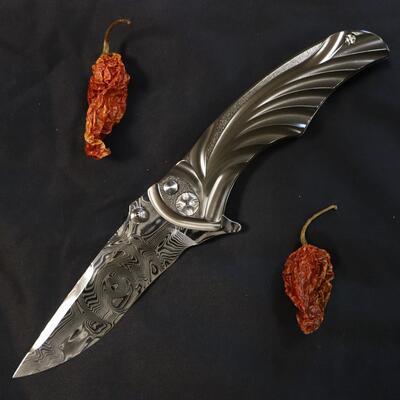 Brian Tighe Tighe Coon Custom Hand Made - 1