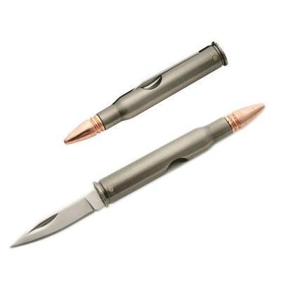 Bullet Knife .30-06 Sprg.