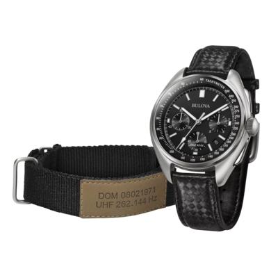 Bulova Special Edition Lunar Pilot Chronograph Watch - 1