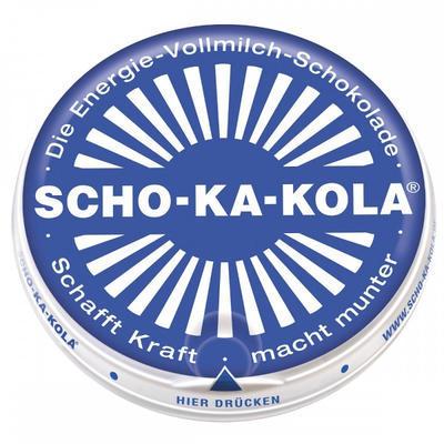 Scho-Ka-Kola Vollmilch (plechovka 100g) - 1