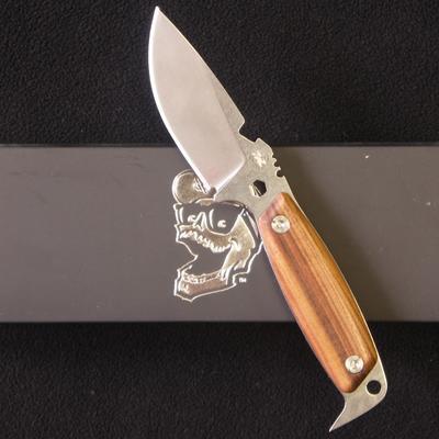 DPx Gear H.E.S.T. Woodsman Original fixed blade knife