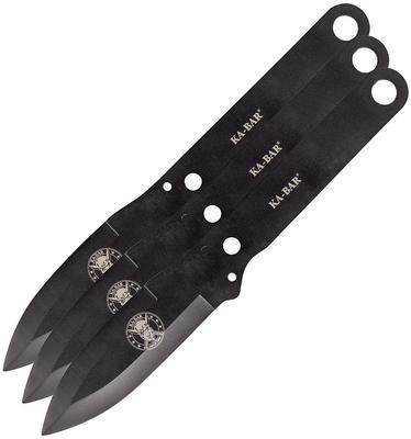 KA-BAR Throwing Knife Set - sada vrhacích nožů - 1