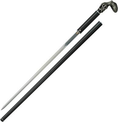 Dragon King Octopus Sword Cane - 1