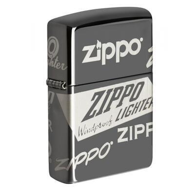 Zippo Logo Design - 2