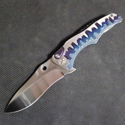 Brian Tighe Drip Tighe Custom Knife - 2