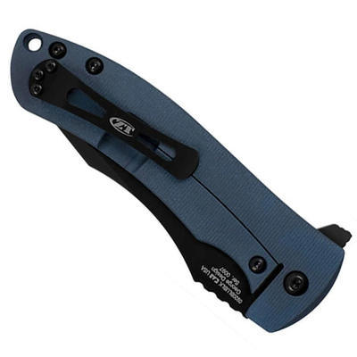 Zero Tolerance 0920BLUBLK Les George Sprint Run - 2