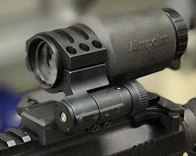Vortex Flip Mount For 30mm Magnificer - 2