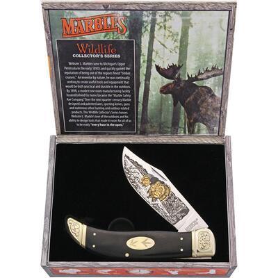 Marbles Clasp Knife Turkey - 2