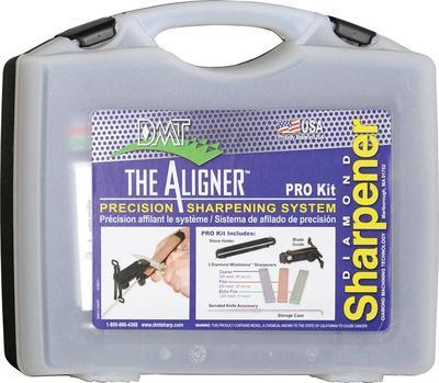 DMT Aligner Pro Kit Diamond Sharpener System - 2