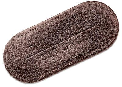 Chris Reeve Knives Large Leather Slip Sheat - 2
