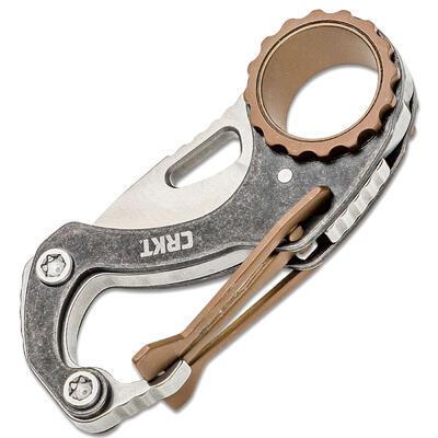 CRKT Compano Carabiner Silver - 2