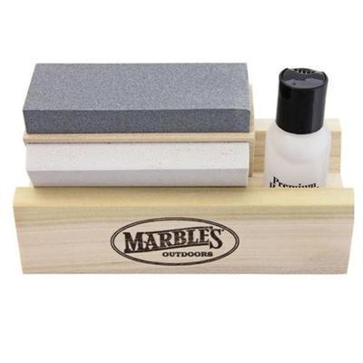 Marbles Arkansas 4 inchs Tri Hone AC20 - 2