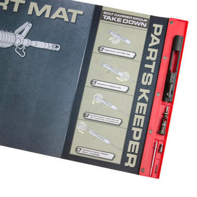 Real Avid AR15 Smart Mat Magnetická podložka - 2