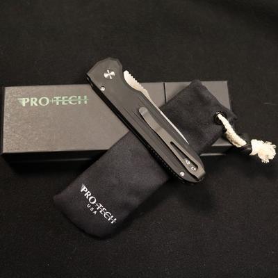 Pro-Tech Prometheus Design Werx Invictus Auto Folder - 2