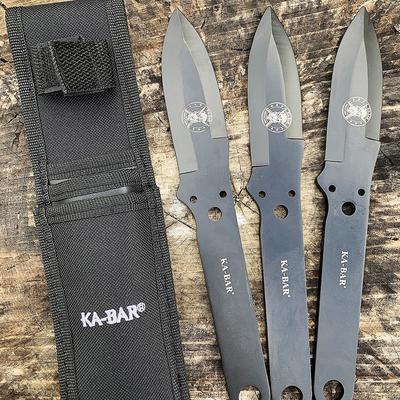 KA-BAR Throwing Knife Set - sada vrhacích nožů - 2