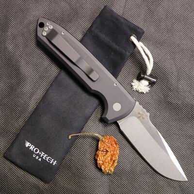Pro-Tech Rockeye Auto Georges Knife - 2