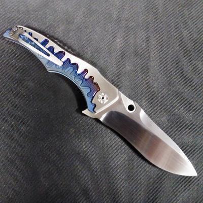 Brian Tighe Drip Tighe Custom Knife - 3