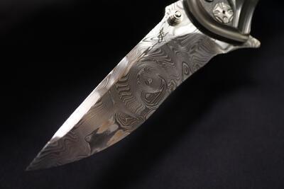 Brian Tighe Tighe Coon Custom Hand Made - 3