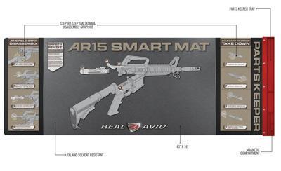 Real Avid AR15 Smart Mat Magnetická podložka - 3