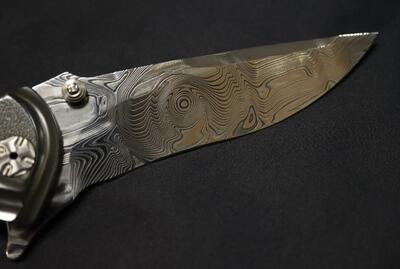 Brian Tighe Tighe Coon Custom Hand Made - 4