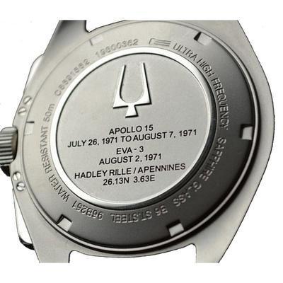 Bulova Special Edition Lunar Pilot Chronograph Watch - 4