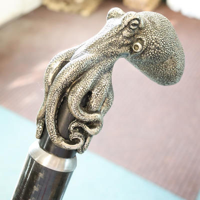 Dragon King Octopus Sword Cane - 4